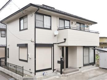 白いお家が上品でとてもうれしいです。ありがとうございました。